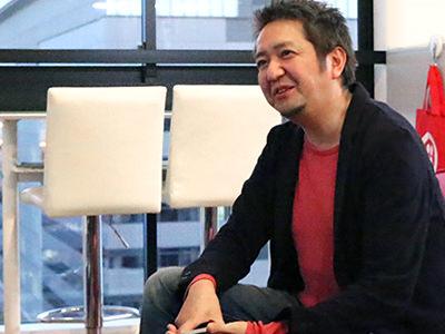 グローバル・インターネット・ジャパン株式会社 高橋 克己 代表取締役の写真