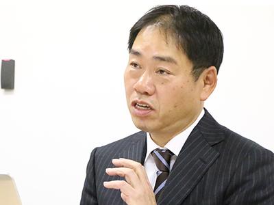 株式会社インターワーク 松井 様の写真