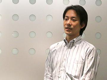 株式会社オスティアリーズ 廣川氏の写真