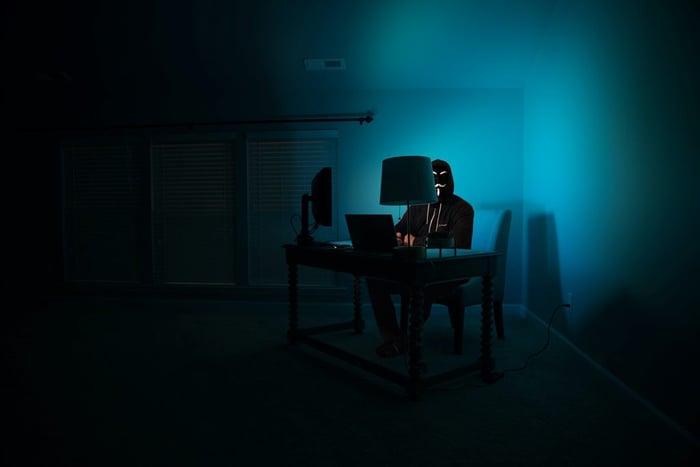 ハッカーによる情報流出