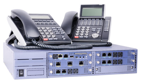 How the PBX works