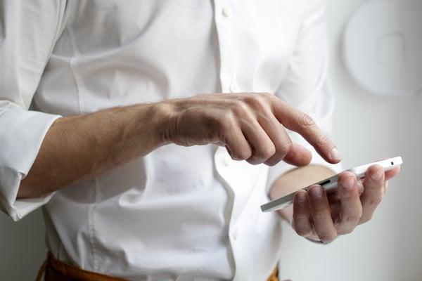 SMSを利用する認証