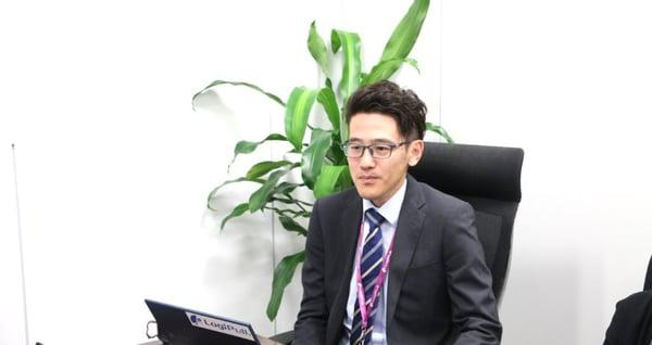第二サービス部 藤田 隆之 様の写真