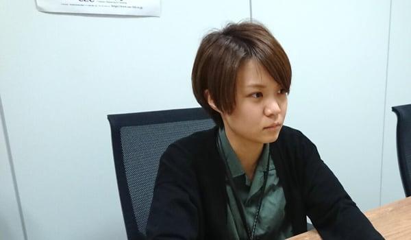 第二サービス部 小川 友里 様の写真