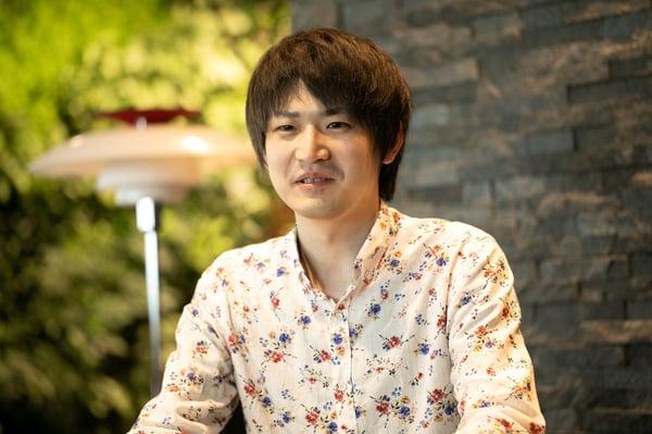 レバレジーズ株式会社 マーケティング部 データアナリスト 阪上 晃幸 様の写真