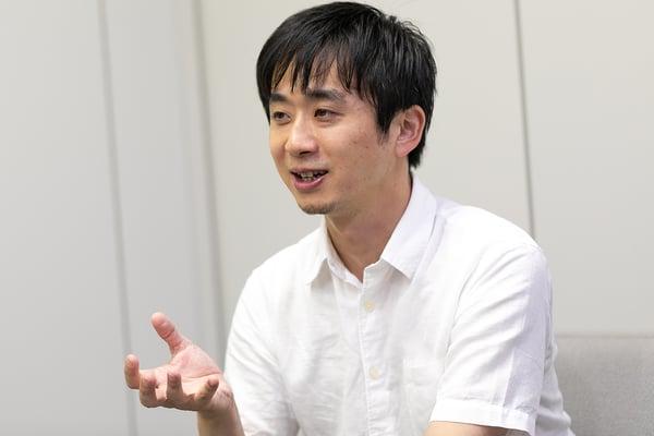 株式会社 電通 クリエーティブ・ディレクター 梅田 悟司 様の写真