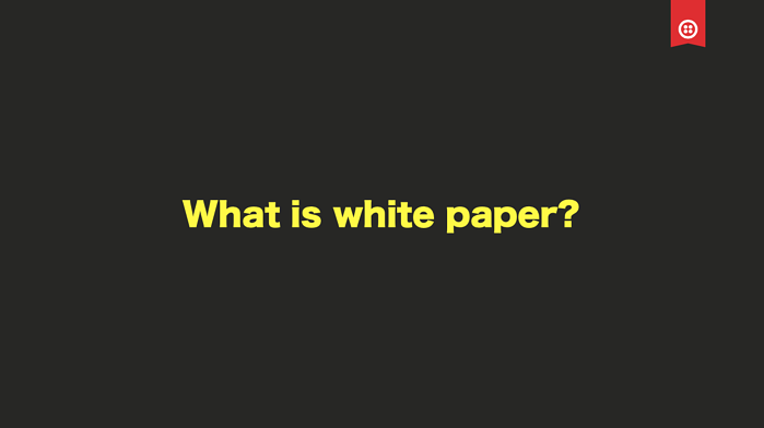whats whitepaper