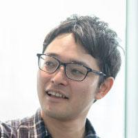 アプリケーションエンジニア 山田 雄翔